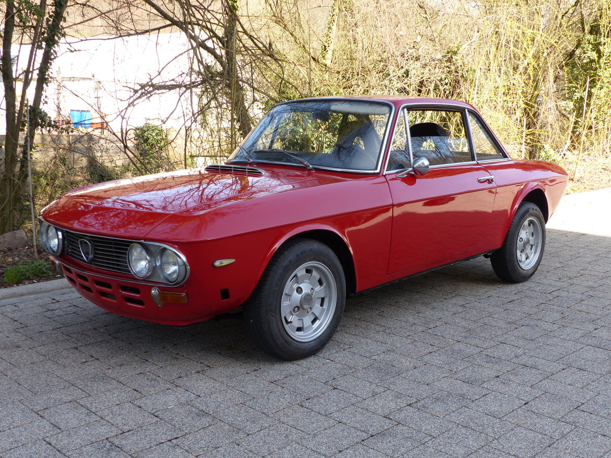 1971 Fantastic Lancia Fulvia 1600 HF For Sale (picture 1 of 12)