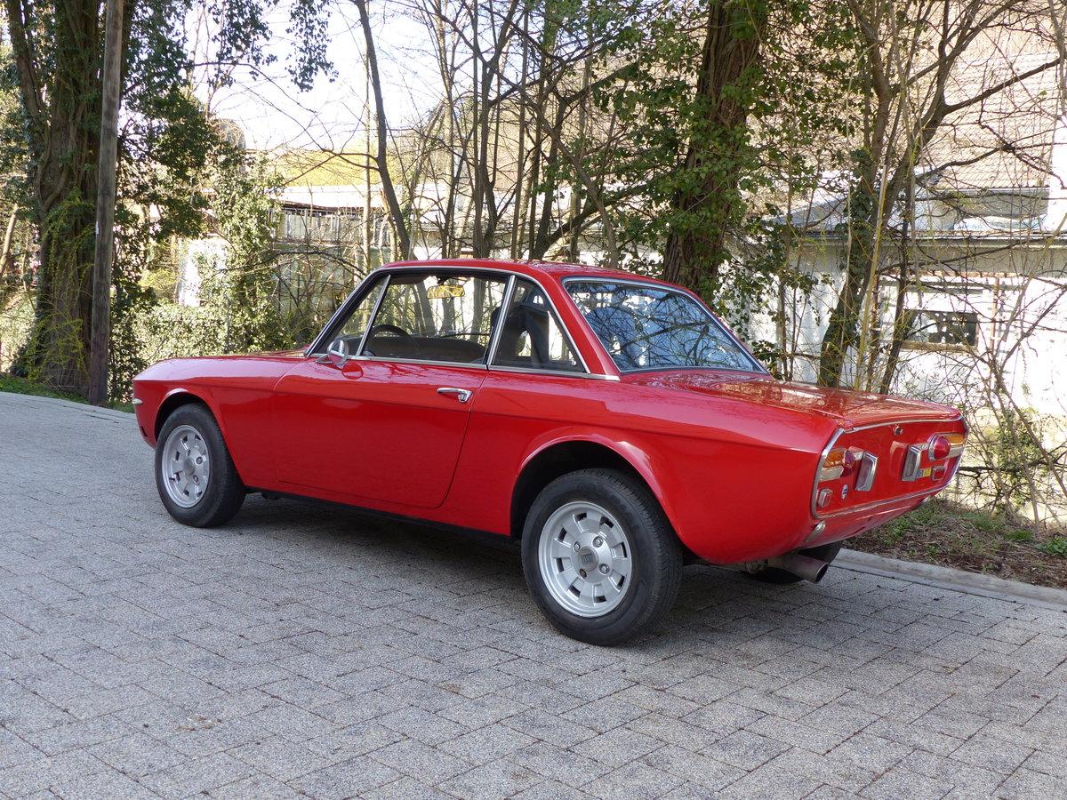 1971 Fantastic Lancia Fulvia 1600 HF For Sale (picture 3 of 12)