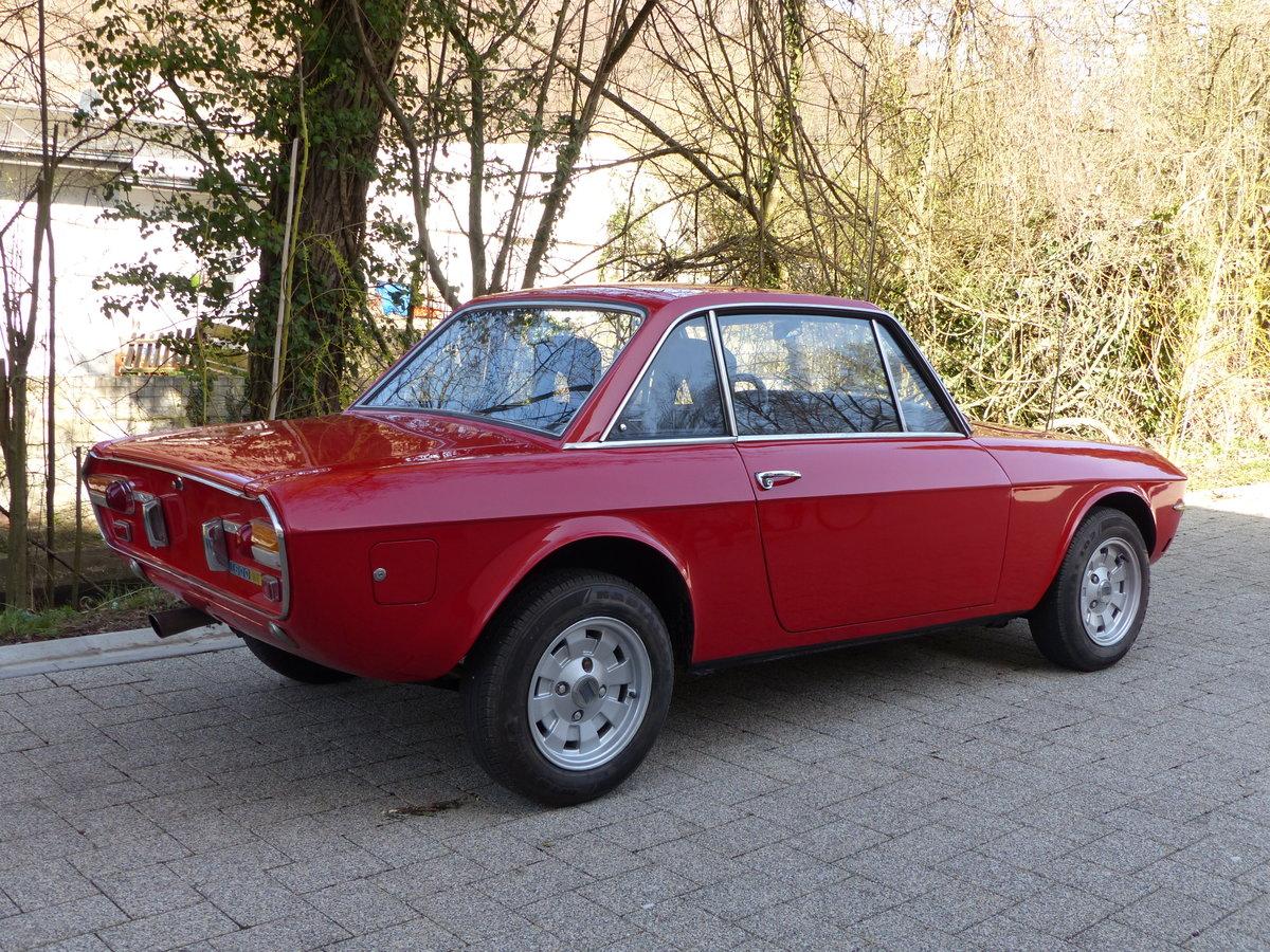 1971 Fantastic Lancia Fulvia 1600 HF For Sale (picture 4 of 12)