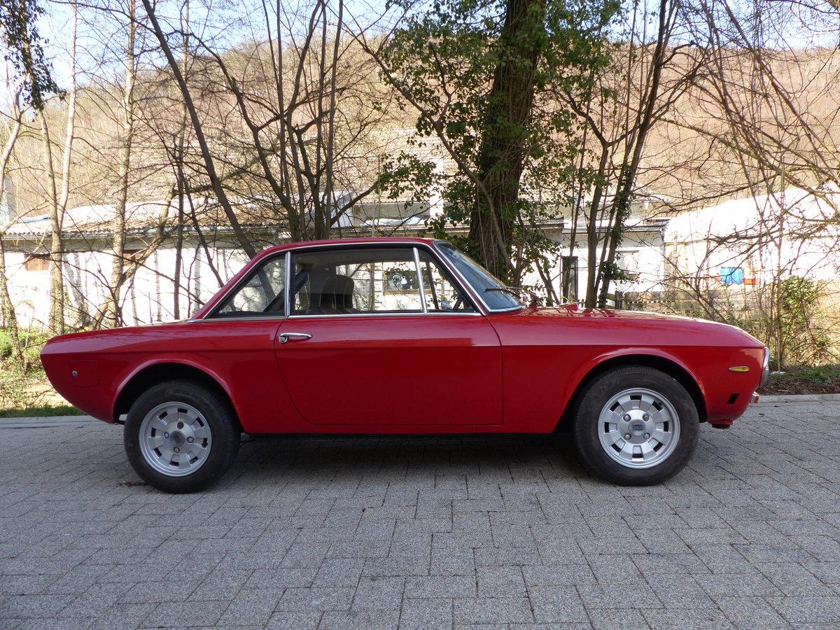 1971 Fantastic Lancia Fulvia 1600 HF For Sale (picture 5 of 12)