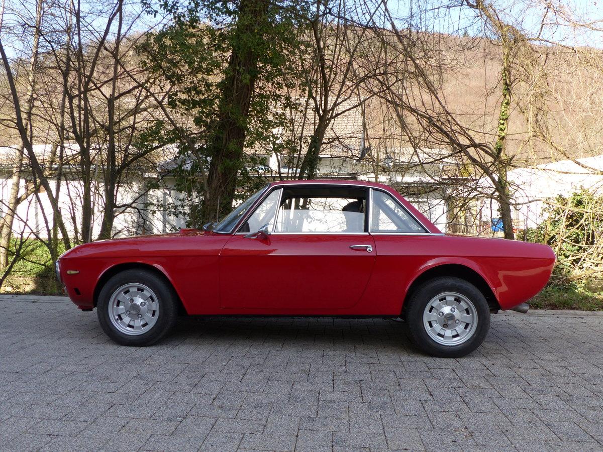 1971 Fantastic Lancia Fulvia 1600 HF For Sale (picture 6 of 12)