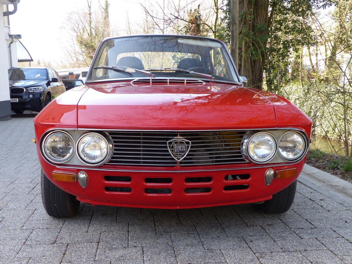 1971 Fantastic Lancia Fulvia 1600 HF For Sale (picture 7 of 12)