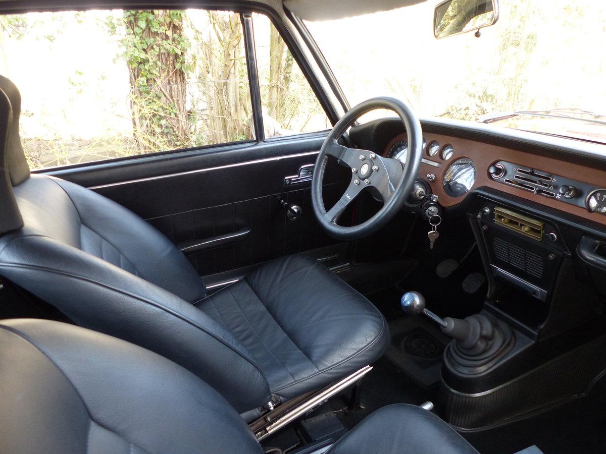 1971 Fantastic Lancia Fulvia 1600 HF For Sale (picture 10 of 12)