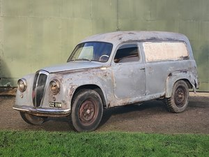 Picture of 1958 LANCIA APPIA FURGONCINO,UK registered with current V5 For Sale