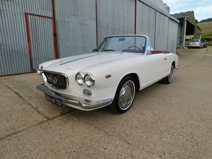 Picture of Stunning 1964 Lancia Flavia Convertible, by Vignale For Sale