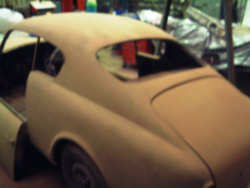 1961 Lancia Aurelia B 20 GT Spare engine included SOLD (picture 1 of 5)