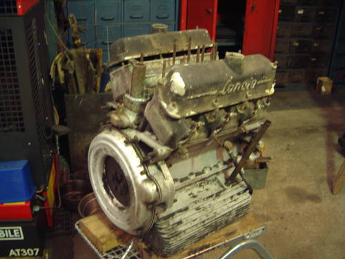 1961 Lancia Aurelia B 20 GT Spare engine included SOLD (picture 2 of 5)