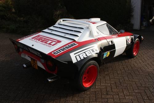 1979 Lancia Stratos Gp4 Replica Hawk Hf3000 Road Car
