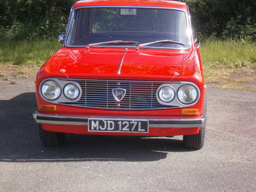 1972 FULVIA BERLINA S2 SOLD (picture 1 of 6)