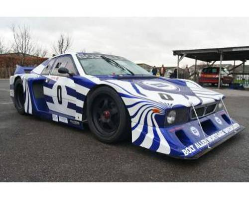 1982 lancia beta montecarlo turbo Group 5 racing For Sale (picture 1 of 4)