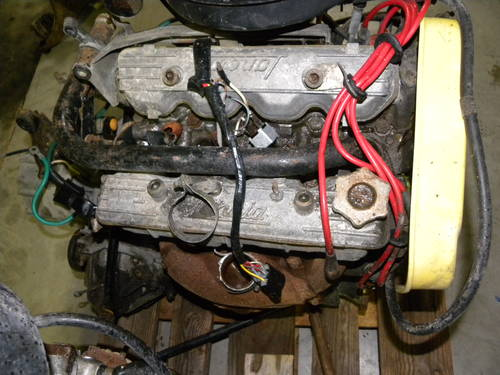 Lancia Beta Coupé engine 1600 used For Sale (picture 1 of 4)