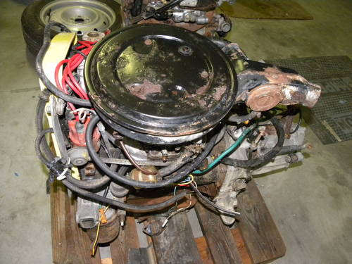 Lancia Beta Coupé engine 1600 used For Sale (picture 4 of 4)