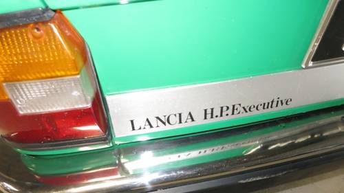 1983 BEAUTIFUL LANCIA H.P.EXECUTIVE 2.0 For Sale (picture 6 of 6)