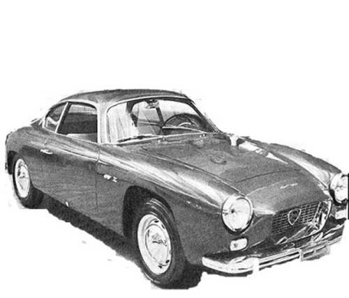 1960 Lancia Appia Sport Zagato SOLD (picture 1 of 1)