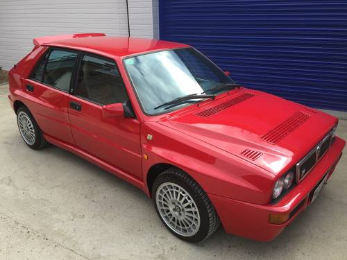 1995 Lancia Delta Integrale Evo 2 28k Miles  For Sale (picture 6 of 6)