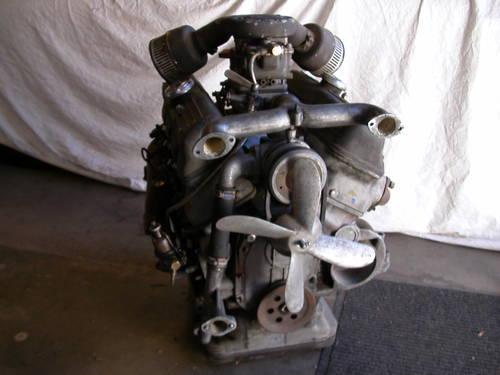 1955 Lancia Aurelia Spyder motor For Sale (picture 1 of 6)