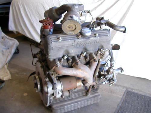 1955 Lancia Aurelia Spyder motor For Sale (picture 2 of 6)