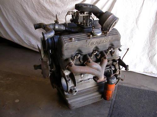 1955 Lancia Aurelia Spyder motor For Sale (picture 3 of 6)