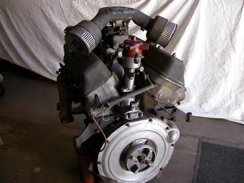 1955 Lancia Aurelia Spyder motor For Sale (picture 4 of 6)
