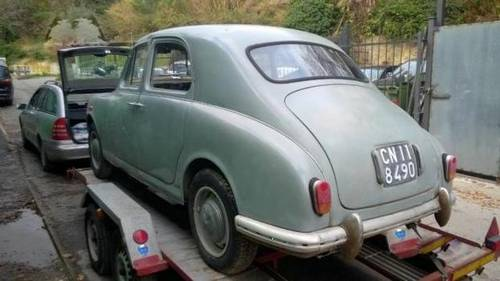 1955 RHD Lancia Appia Series I COMPLETE ALL ORIGINAL PROJECT For Sale (picture 1 of 5)
