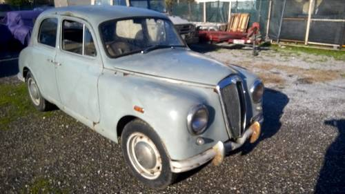 1955 RHD Lancia Appia Series I COMPLETE ALL ORIGINAL PROJECT For Sale (picture 5 of 5)