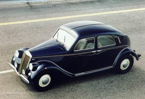 1937 Lancia Aprilia Wanted (picture 1 of 1)