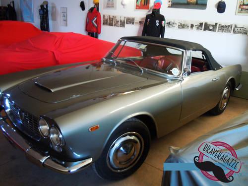 1960 GT CONVERTIBILE TOURING SUPERLEGGERA For Sale (picture 5 of 6)