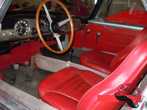 1960 GT CONVERTIBILE TOURING SUPERLEGGERA For Sale (picture 6 of 6)