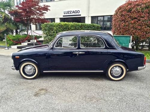 1960 Lancia - Appia Series 3 UNIQUE CONDITIONS SOLD (picture 2 of 6)