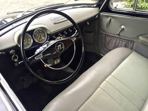 1960 Lancia - Appia Series 3 UNIQUE CONDITIONS SOLD (picture 4 of 6)