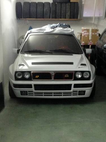1992 LANCIA DELTA INTEGRALE EVOLUTION - One Owner 30,000 Miles For Sale (picture 1 of 6)