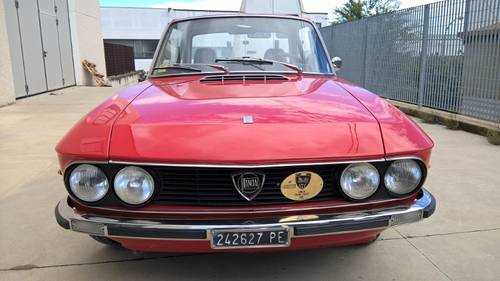 1975 Lancia Fulvia Series II Coupe 3 in Immaculate Condition For Sale (picture 1 of 6)