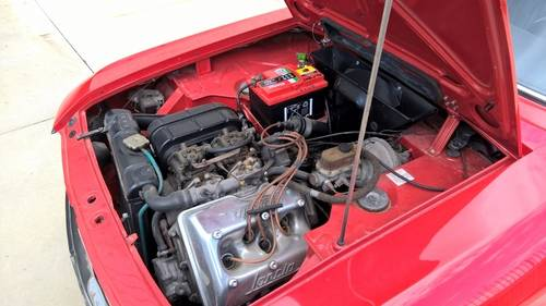 1975 Lancia Fulvia Series II Coupe 3 in Immaculate Condition For Sale (picture 2 of 6)
