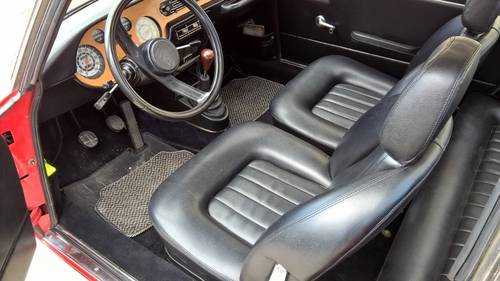 1975 Lancia Fulvia Series II Coupe 3 in Immaculate Condition For Sale (picture 6 of 6)