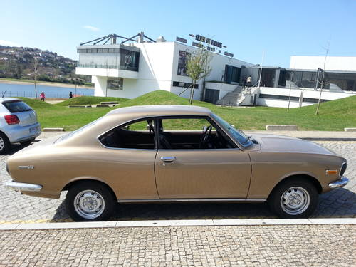 1976 Mazda 616 Coupe 1.6 Original  For Sale (picture 1 of 6)