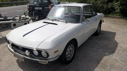 1971 Lancia Fulvia Coupe 1.3S Series II For Sale (picture 1 of 6)