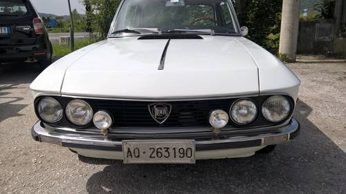 1971 Lancia Fulvia Coupe 1.3S Series II For Sale (picture 6 of 6)