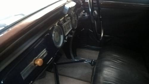 1941 Lancia Artena Ministeriale Cabriolet Italian WWII Staff Car  For Sale (picture 6 of 6)