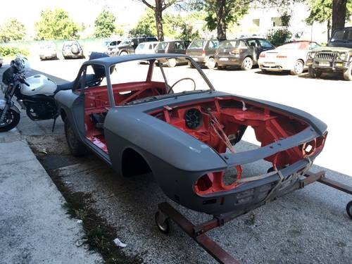 1971 Lancia Fulvia Coupe 1.3S Series II FULL RESTORE DOCUMENTED For Sale (picture 1 of 6)