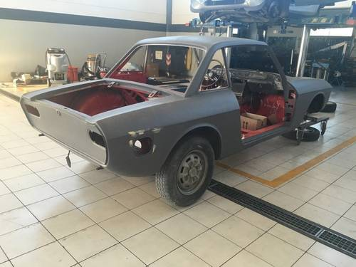 1971 Lancia Fulvia Coupe 1.3S Series II FULL RESTORE DOCUMENTED For Sale (picture 4 of 6)