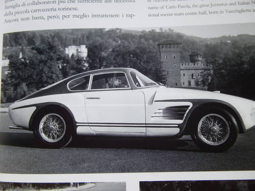 1955 Wanted Vignale Special Models SOLD (picture 1 of 5)