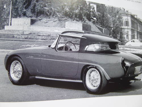 1955 Wanted Vignale Special Models SOLD (picture 2 of 5)