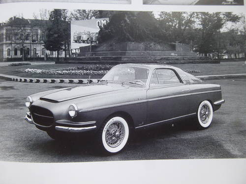 1955 Wanted Vignale Special Models SOLD (picture 5 of 5)