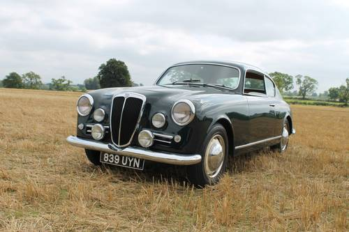 1954 Lancia Aurelia B20 GT  4 series For Sale (picture 2 of 6)