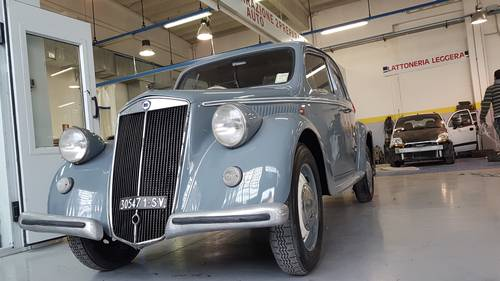 1950 very rare lancia ardea For Sale (picture 1 of 6)