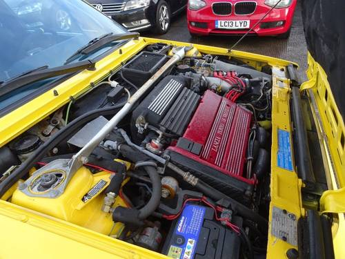 1995 Lancia Delta 2.0 EVOLUTION II GINSTER YELLOW 5dr MODIFIED +  For Sale (picture 6 of 6)