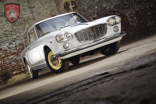 1963 Lancia Flavia 1.8 Pininfarina Coupé * beautiful condition SOLD (picture 3 of 6)