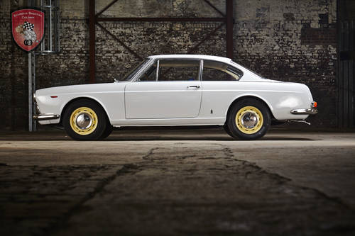 1963 Lancia Flavia 1.8 Pininfarina Coupé * beautiful condition SOLD (picture 5 of 6)