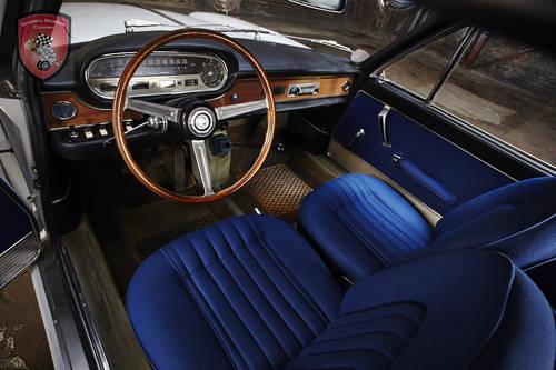 1963 Lancia Flavia 1.8 Pininfarina Coupé * beautiful condition SOLD (picture 6 of 6)