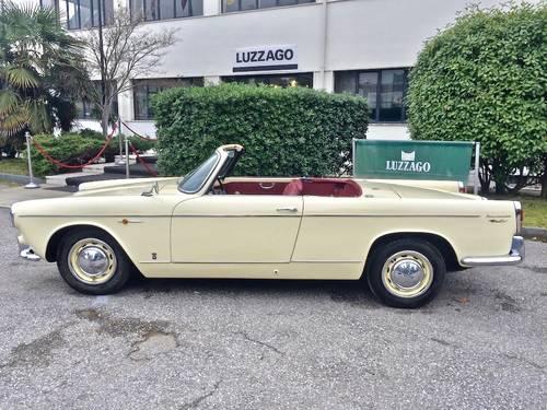 1961 Lancia - Appia Convertibile Vignale Series 3 LANCIA CERT. For Sale (picture 2 of 6)